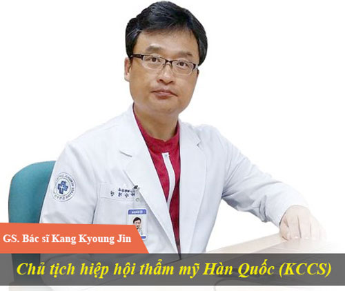 chuyên khoa thẩm mỹ mắt bệnh viện thẩm mỹ kangnam 1