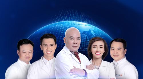 bác sĩ chuyên khoa thẩm mỹ mắt