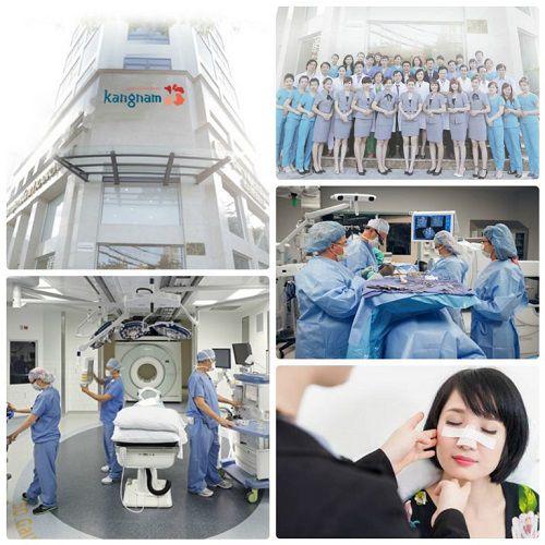 Bệnh viện thẩm mỹ Kangnam - Bạn đã biết rõ địa chỉ này?