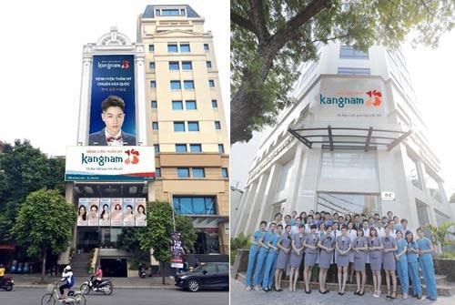 Bệnh viện kangnam đà nẵng giả mạo