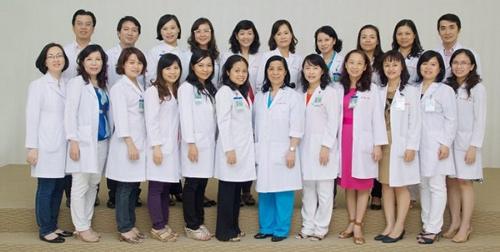 bác sĩ bệnh viện mekong
