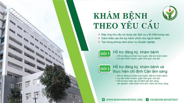 bệnh viện Hữu nghị Việt Đức tphcm