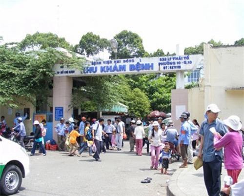 bệnh viện nhi đồng 1 tp hcm