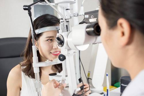 cắt kính cận ở bệnh viện mắt sài gòn