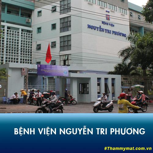 danh sách bác sĩ bệnh viện nguyễn tri phương