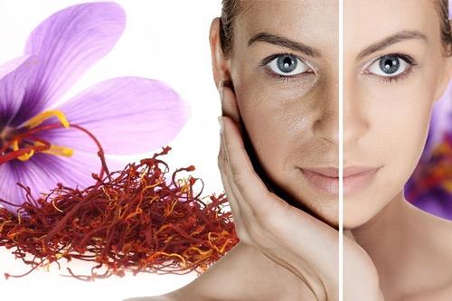 tác dụng của nhuỵ hoa nghệ tây saffron