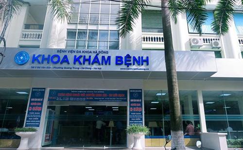 bệnh viện đa khoa hà đông tuyển dụng