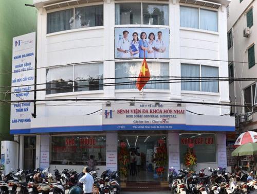 Bệnh viện đa khoa hòe nhai Hà Nội