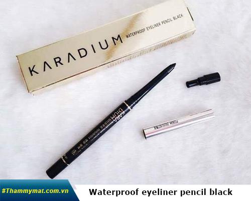 chì kẻ mắt karadium
