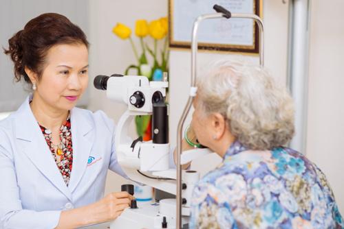 đánh giá bệnh viện mắt phương nam