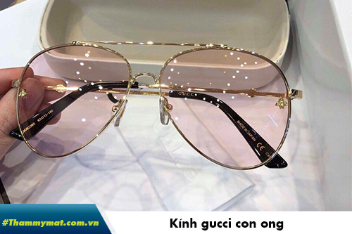 kính mắt gucci made in italy nữ