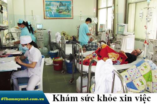 bệnh viện quận 6 khám sức khỏe