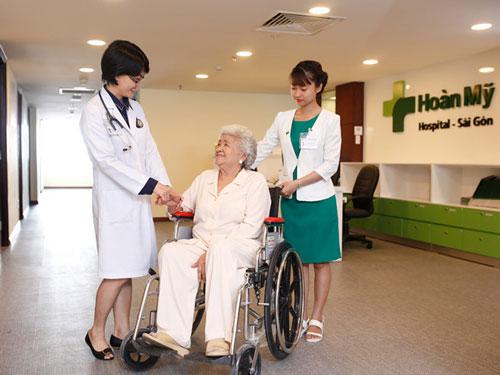 đánh giá bệnh viện hoàn mỹ sài gòn