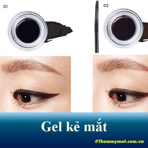gel kẻ mắt