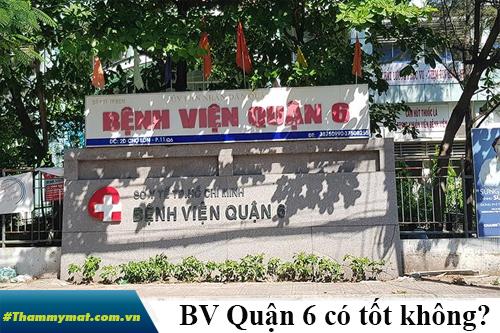 bệnh viện quận 6 tuyển dụng 2018